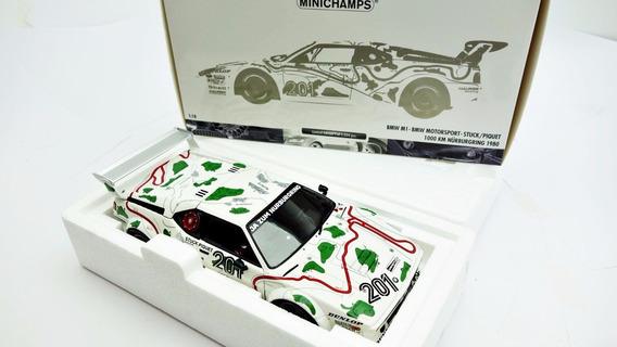 Minichamps Bmw M1 Procar Piquet Nurburgring 1:18 Ñ Schuco F1