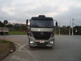 M.benz-axor 2035-s 11/12 Cinza Premium Gustavo-caminhões Top
