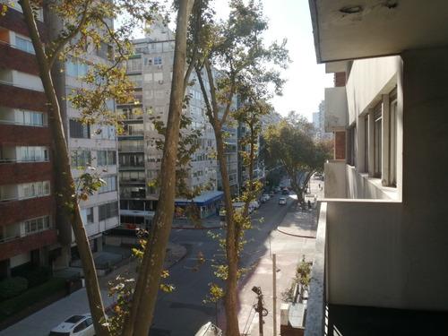 Imagen 1 de 13 de Alquiler Apartamento 2 Dormitorios Y 1 Servicio Pocitos