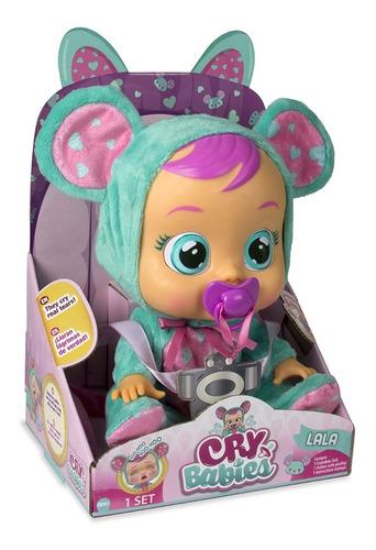 Muñecas Cry Baby Babies Lala Bebes Llorones Original