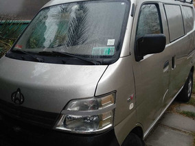 Furgon Changan Motor 1.0 Plomo 2014