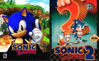 Sonic The Hedgehog 1 & 2 ~ Ps3 Digital