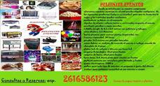 Alquiler De Productos Eventos (inflable Pochoclo Cama Etc)