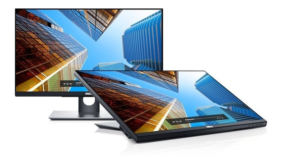 Monitor Dell Touch P2418ht Profesional 24 Pulgadas Hdmi Vga