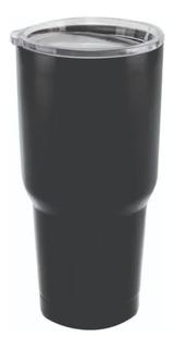 Kit 24 Vasos Negros Tumbler Térmico Acero Inox. 30 Oz 850 Ml