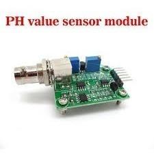 Módulo Arduino Sensor De Ph Saida Bnc 030