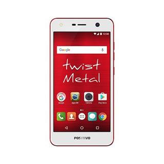 Smartphone Positivo Vermelho Twist S530 16gb