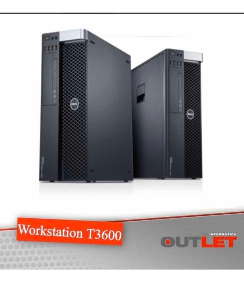 Workstation Dell Precision T3600 Xeon E5-1660