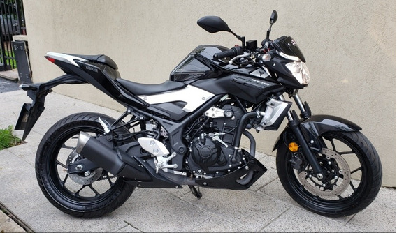 Yamaha Mt 03 Impecable Muy Equipada // Tomo Moto En Pago
