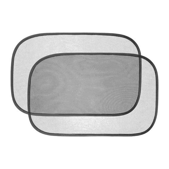Protetor Solar Duplo Para Carro Com 2 Peças Bb076 Multilaser