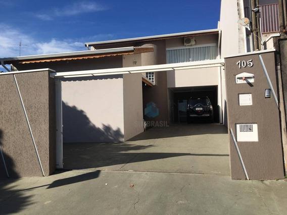 Casa Com 4 Dormitórios À Venda, 190 M² Por R$ 500.000 - Ca0855