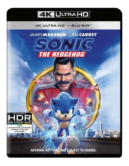 Película Sonic 4k Hdr
