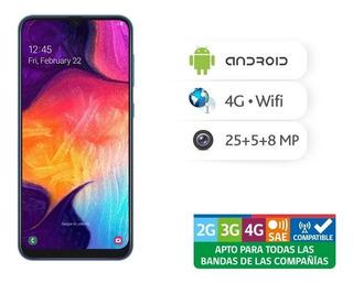 Samsung Galaxy A50, Ram 4 Gb Rom 64 Gb + Memory Free 32 Gb