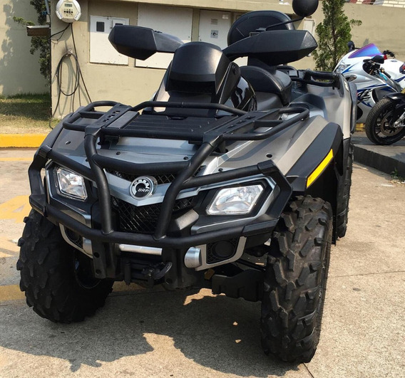 Can-am Outlander Max Xtp 800 R 4x4