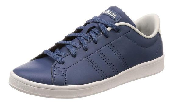 Tenis adidas Advantage Clean Qt B44666 Originales Para Dama