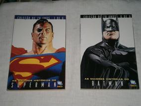 As Maiores Historias Do Superman E Batman - 70 Anos Dc