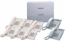 Servicio Tecnico Especializado En Centrales Panasonic