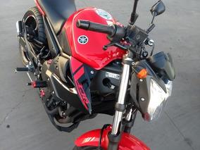 Yamaha Xj6 Ano 2011.