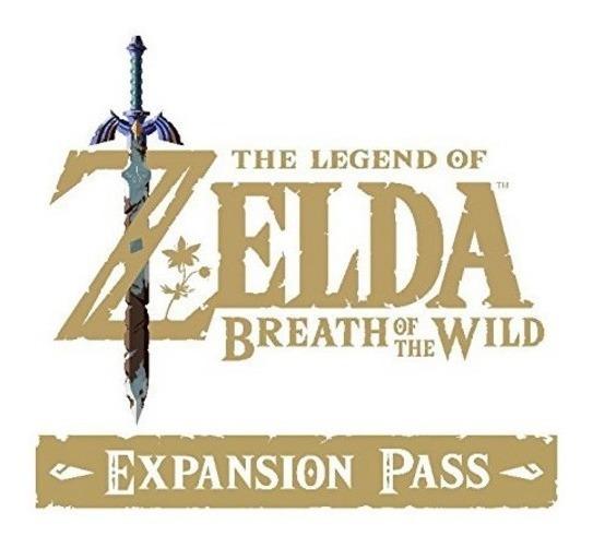 Zelda: Breath Of The Wild Expansion Pass - Switch Dlc