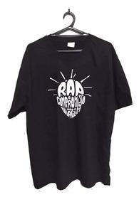 Camiseta Sabotage Rap É Compromisso Não É Viagem Camisa