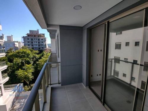 Imagem 1 de 30 de Apartamento Com 2 Dormitórios À Venda, 78 M² Por R$ 715.000,00 - Córrego Grande - Florianópolis/sc - Ap3319