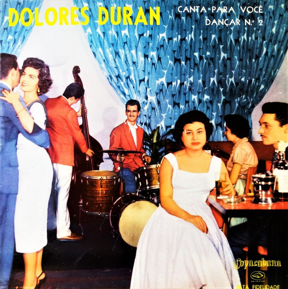 Dolores Duran - Canta Para Voce Lp Bra@