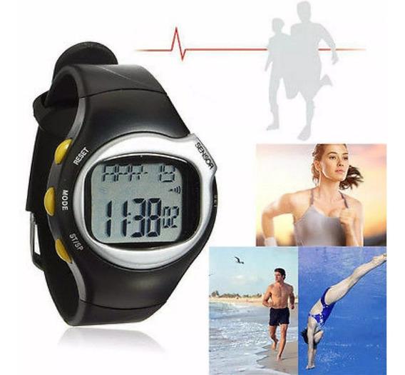 Relógio Medidor De Batimentos Cardíacos E Calorias Digital