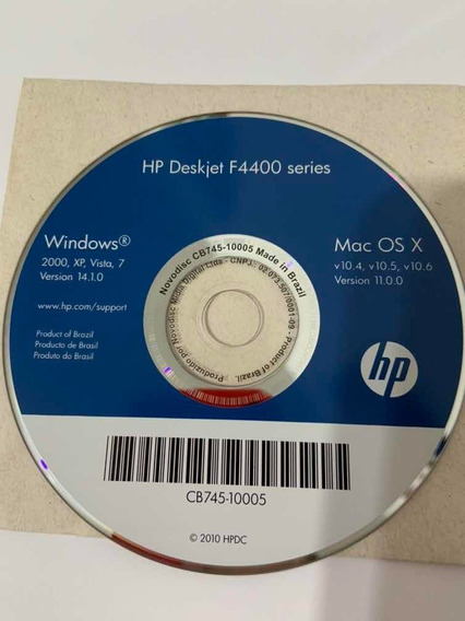 DESKJET WINDOWS 640C IMPRESSORA DRIVER BAIXAR 7 HP