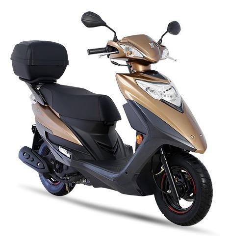 Suzuki Burgman 125 | Neo 125 | Haojue Lindy 125 Cbs - ( A )