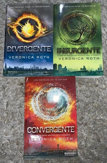 Divergente - Trilogia Completa
