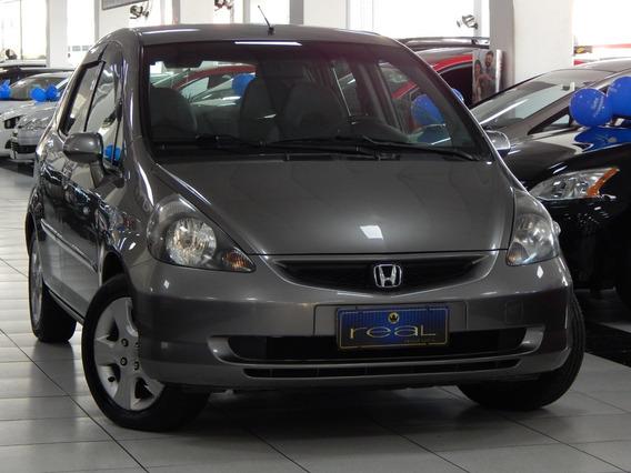 Honda Fit Lx Gasolina 5p