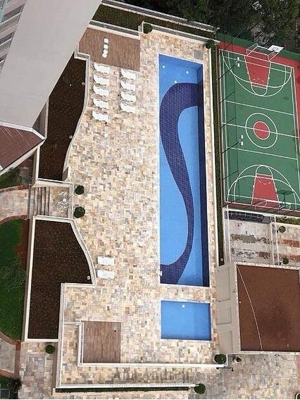 Condomínio Atua, Planta De 68,70m² Com 02 Vagas! - 1553-1