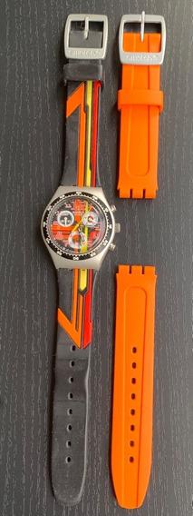 Relógio Swatch Irony Chrono 2009 Medium - Yms4009