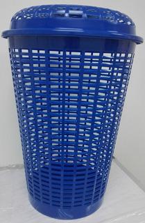 Cesta Plástica De Ropa (x2 Und)