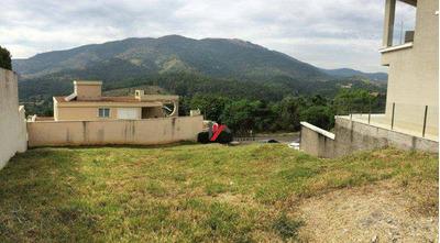 Terreno Residencial À Venda, Condomínio Residencial Água Verde, Atibaia. - Te0659
