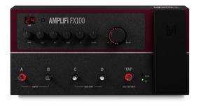 Pedaleira Line 6 Amplifi Fx100 - Melhor Q Zoom E Boss