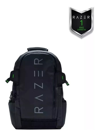 Mochila Razer Rogue Backpack Notebook Resistente A Agua