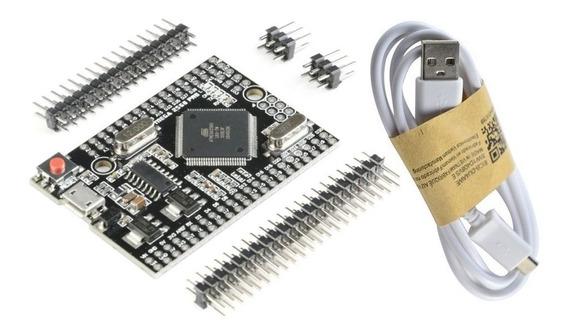 Placa Mega 2560 Pro Mini Atmega2560 + Cabo Usb