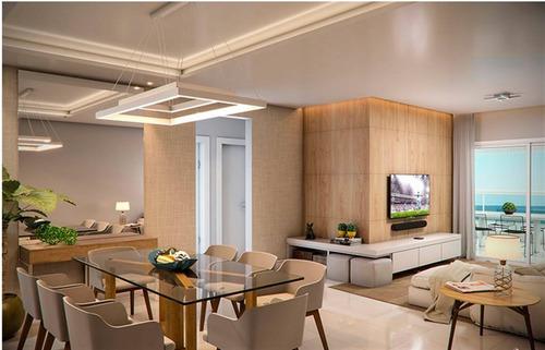 Imagem 1 de 15 de Apartamento - Venda - Jardim Luciana - Mongagua - Ctm607