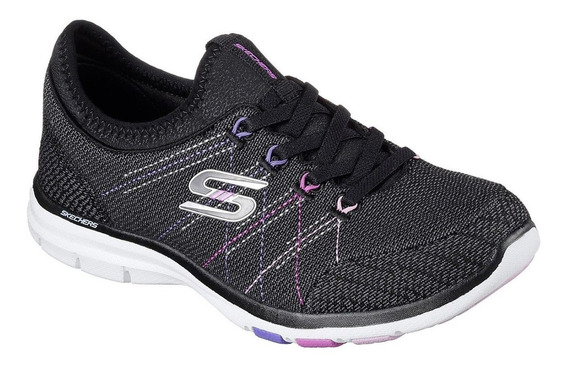 Zapatillas Skechers Galaxies Witty Talk Mujer Caminata