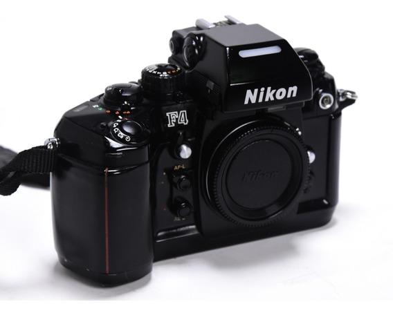 Camera Fotografica Nikon F4 35mm Em Otimo Estado