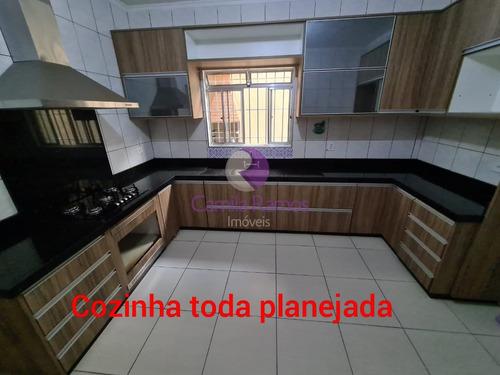 Imagem 1 de 15 de Sobrado Á Venda- Vila São Paulo- Ferraz De Vasconcelos/sp. - So00527 - 69686010
