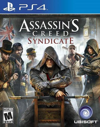 Assassins Creed Syndicate - Ps4 Fisico Nuevo Y Sellado