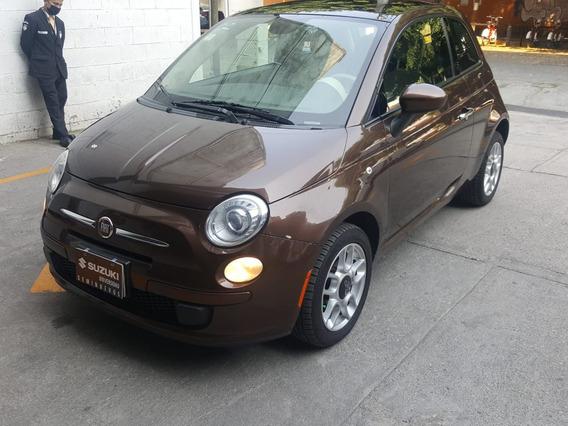 Fiat 500 2015 1.4 3p Trendy L4 At