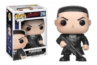 Funko Pop! Marvel: Daredevil - Punisher #216