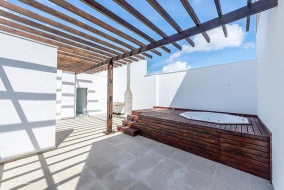 Cobertura Para Venda Em Natal, Ponta Negra, 3 Dormitórios, 2 Suítes, 3 Banheiros, 2 Vagas - _1-1088640