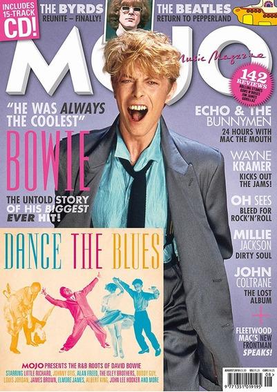 Mojo Revista Britânica - Bowie