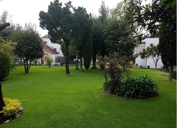 Casa Con Jardin Comunal, Lomas Verdes, Naucalpan.