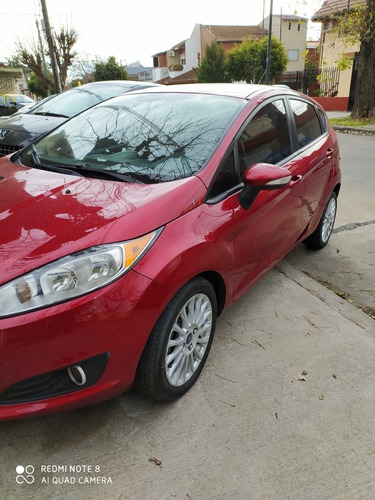 Ford Fiesta Kinetic Design 1.6 Se Powershift 120cv 2013