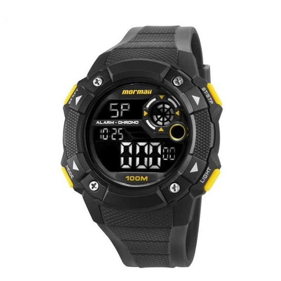 Relógio Mormaii Masculino Mocam1360ab/8y, C/ Garantia E Nf